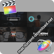 Modern Titles Pack for FCPX 19491555