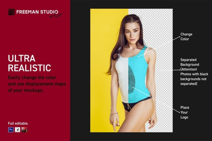 Girls Tank_Top Mock_Up Set 4110756 for Photoshop Screenshot 02 12y9xgn