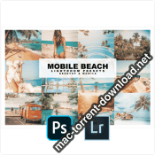 CM 44 Mobile Beach Presets 4112229 icon