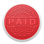 Chronicle Pro Bills Income icon