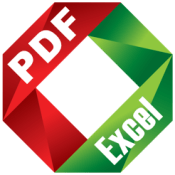 PDF to Excel Converter icon