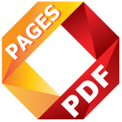 PDF to Pages Converter icon
