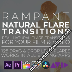 Rampant Design Tools Natural Flare Transitions icon