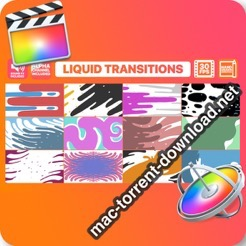 Liquid Motion Transitions FCPX 24305650 icon