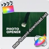 Photo Opener for For Final Cut Pro 23783919 icon