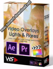 VHS Lights and Flares Package box icon