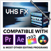 CinePacks VHS FX icon