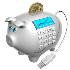 Cashculator Personal Finance icon