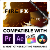 CinePacks Fire FX icon