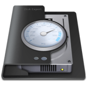 DiskExpert Free Up Disk Space icon