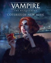 Vampire The Masquerade Coteries of New York icon