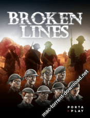 Broken Lines box icon