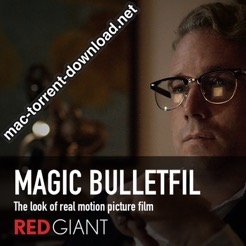 Red Giant Magic Bullet Film icon
