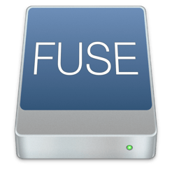 FUSE for macOS icon