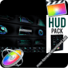 HUD Elements Pack for Final Cut