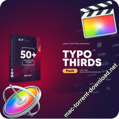 Lower Thirds Titles for FCPX 26707729 icon
