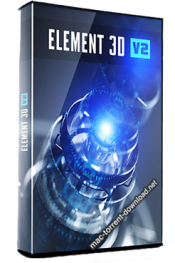 Video Copilot Element 3D box icon