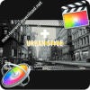 Urban Frames for Final Cut Pro