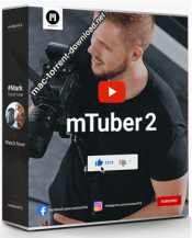 motionVFX mTuber 2 box icon