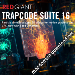 Red Giant Trapcode Suite 16 icon
