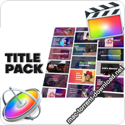 Typography Title Pack 29343296 icon