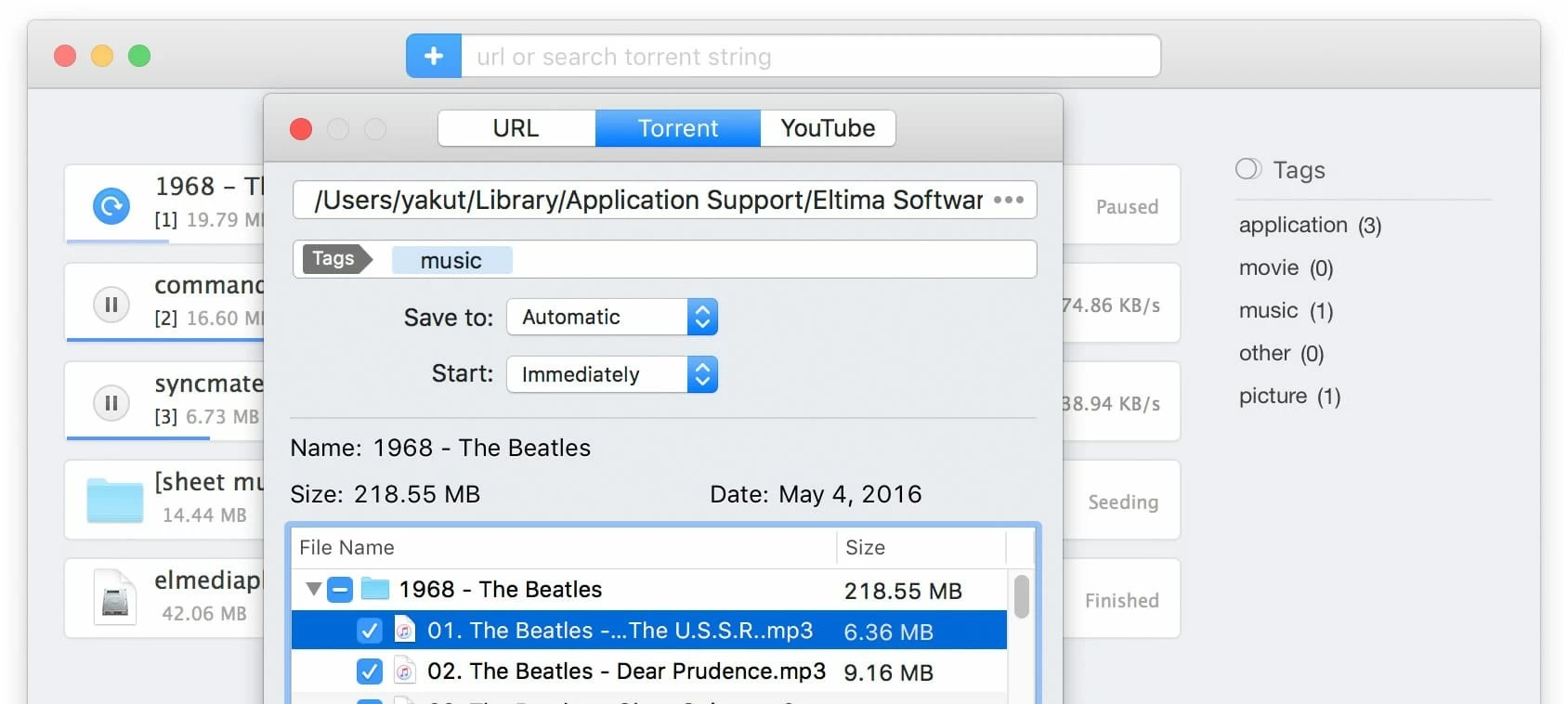 Folx Pro Mac 破解版 Mac上优秀的下载工具-麦氪派(WaitsUn.com | 爱情守望者)