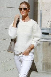 Celebrity Fuzzy Sweater