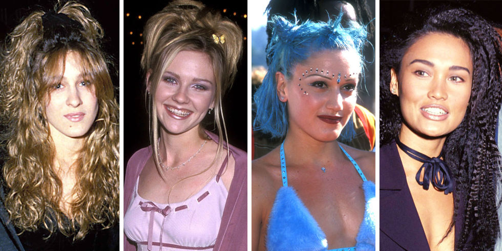 Best 90's Hairstyles We Loved