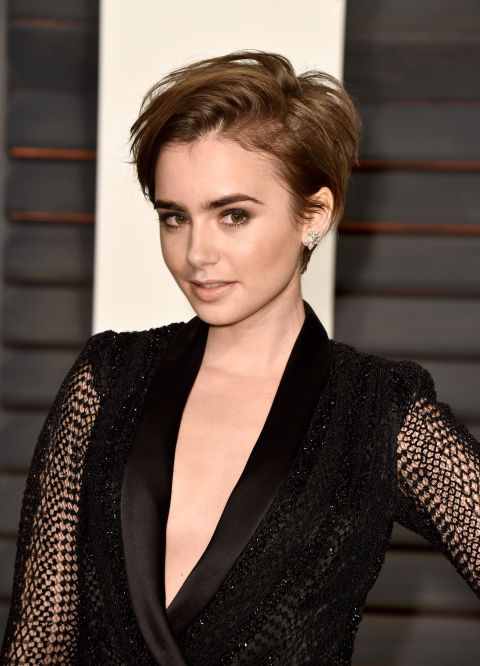 """""""Pixie cut"""" is way too sugary for this spicy look. More like: try-me-and-we'll-see-how-sweet-I-am cut."""