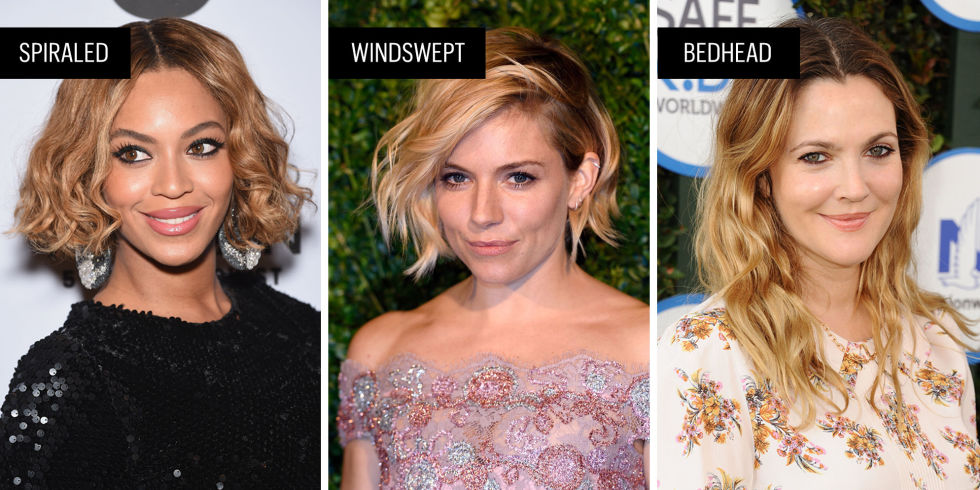 45 Wavy Hair & Haircuts On Celebrities How To Get Wavy Hair