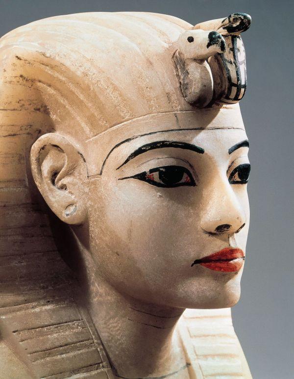 Ancient Egyptian Woman Makeup
