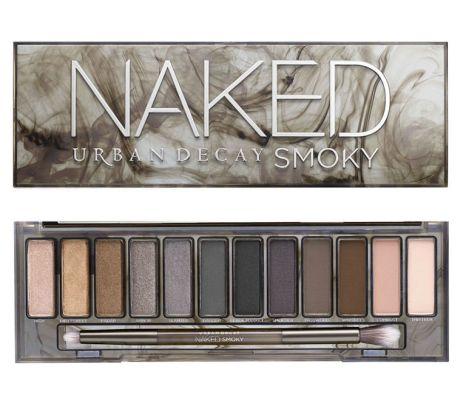 """Résultat de recherche d'images pour """"palette smoky naked"""""""