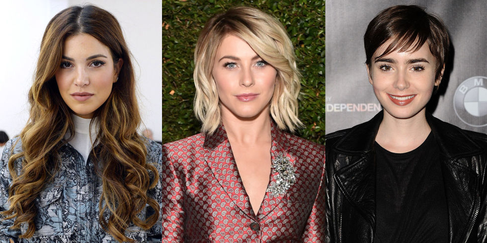 Fall Hairstyles Quiz Fall Celebrity Haircut Inspiration