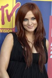 auburn hair colors - celebrities