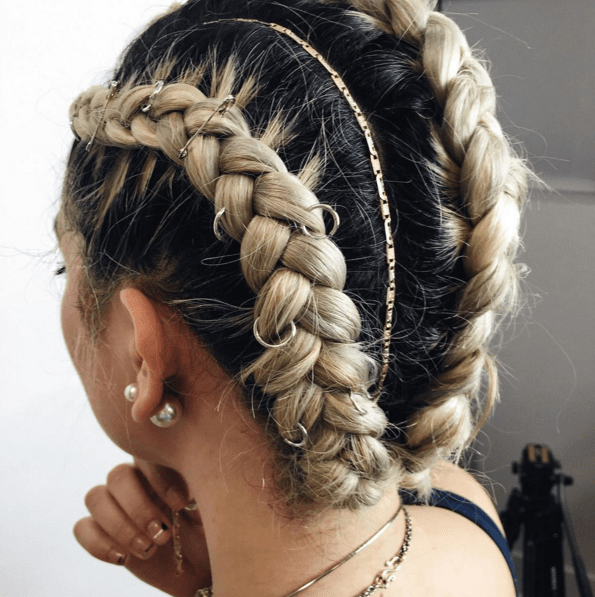 Music Festival Hairstyles 2016 Summer Hair Trends 2016