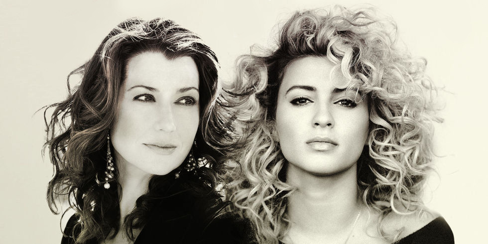 Amy Grant and Tori Kelly New Baby Baby Song Exclusive