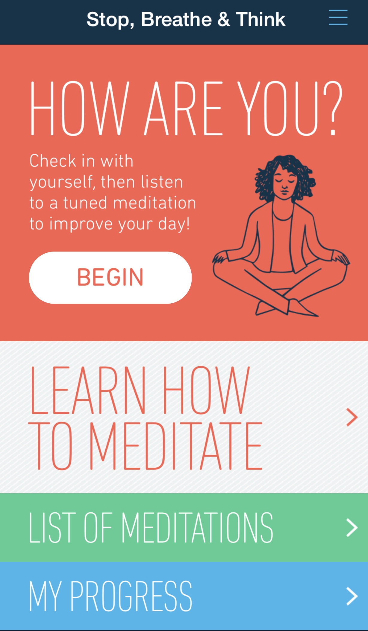 4 Best Meditation Apps Of