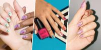 16 Creative Summer Nail Designs - 2017 Summer Nail Art Trends