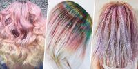 Lime Crime Unicorn Hair Dyes - Rainbow Pastel Hair Color Ideas