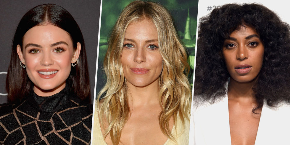 55 Best Medium Hairstyles And Shoulder Length Haircuts Of 2017