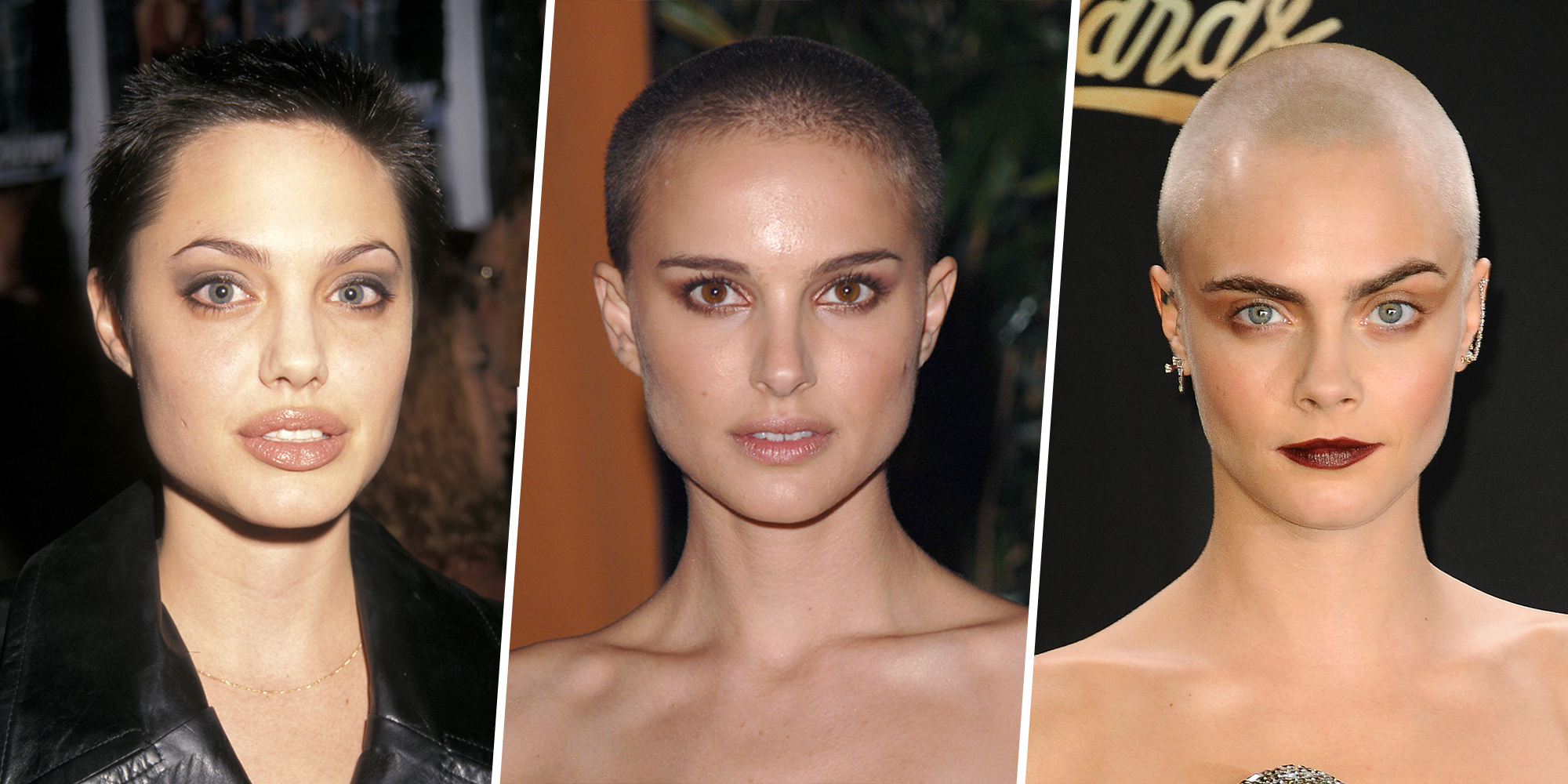 22 Famous Ladies Who Look Great With A Buzz Cut These