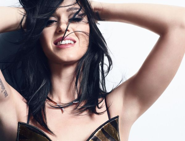 Katy Perry Interview - January 2013 Cover Story