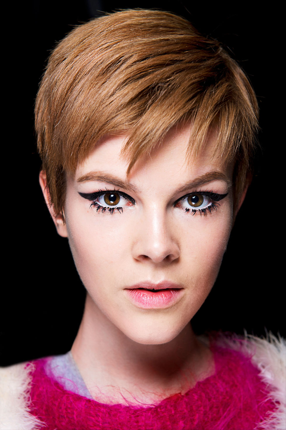 Fall Runway Beauty And Hair Trends Fall Beauty Trends