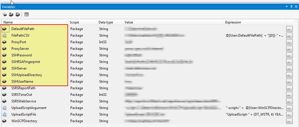 Uploading Files to SFTP Server using SSIS – Raymund Macaalay's Dev Blog