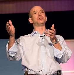 """Bezos sugere que os jornais """"migrem"""" para seu Kindle a preços mais baixos"""