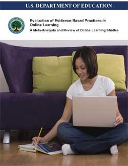 O Departamento de Educação dos EUA concluiu, depois de 12 anos de pesquisa, que cursos à distância podem apresentar resultados superiores aos presenciais