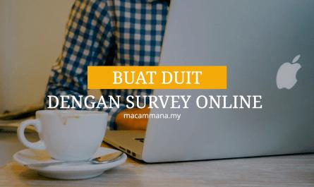 jawab survey dapat duit
