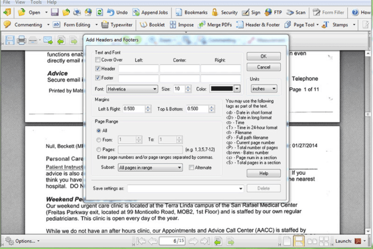 CutePDF Writer Membolehkan hampir semua aplikasi Windows untuk menukar kepada dokumen PDF