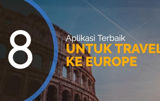 aplikasi terbaik untuk travel europe