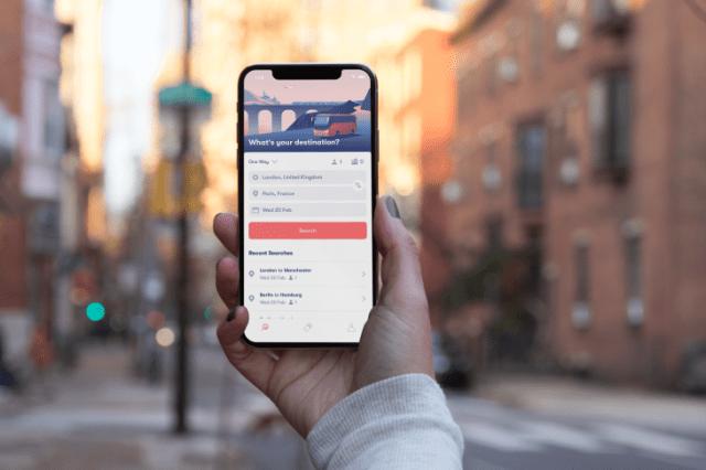 apps omio untuk melancong di europah